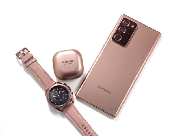 Samsung presenta Galaxy Watch 3 e gli auricolari Galaxy Buds Live