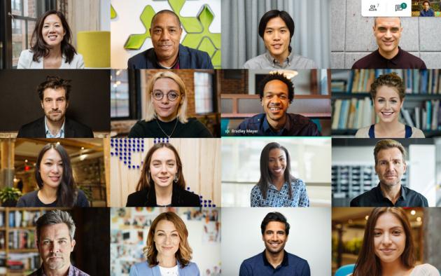 Google Meet ora supporta fino a 25 co-organizzatori per riunione