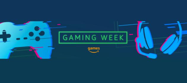 Amazon Gaming Week: tutte le migliori offerte da non perdere