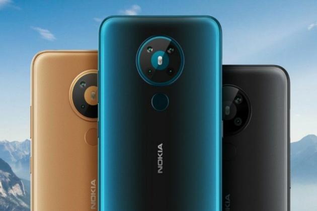 Nokia 5.3 in arrivo in India con altri due nuovissimi smartphone