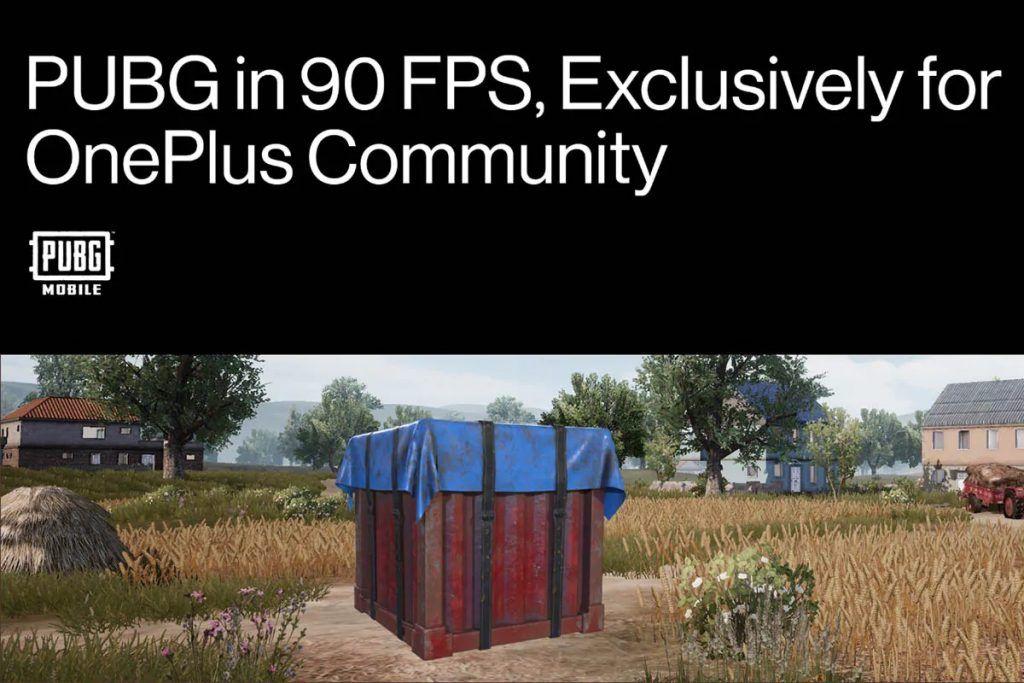 OnePlus PUBG