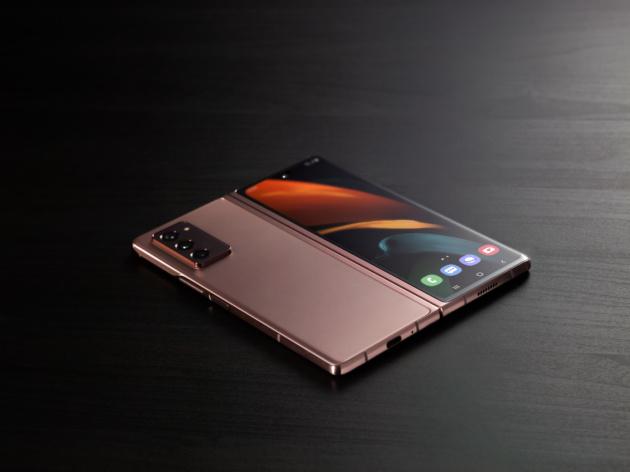 Galaxy Z Fold 2 ufficiale in Italia dal 18 settembre