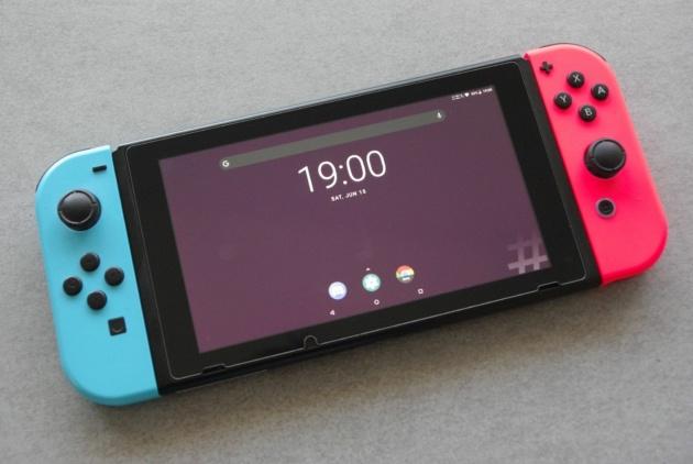 L'emulatore che trasforma uno smartphone Android in una Nintendo Switch
