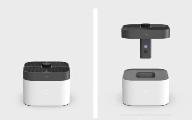 Ring Always Home Cam è il drone con videocamera per sorvegliare la vostra casa
