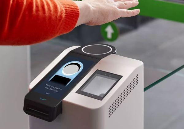 Amazon One: pagamenti contactless con il palmo della mano