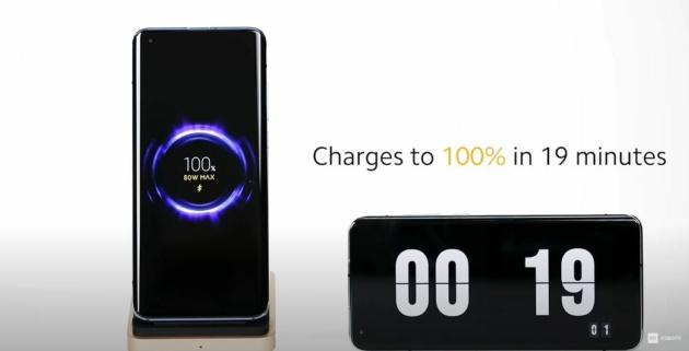 Xiaomi presenta la sua ricarica rapida wireless a 80W: batteria al 100% in soli 19 minuti
