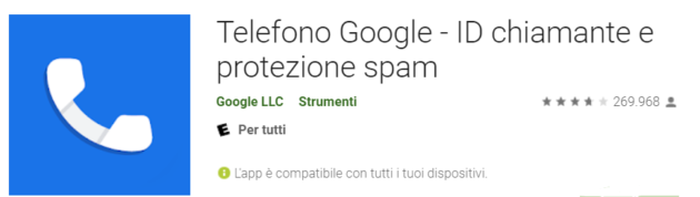 L'app Telefono Google si aggiornerà con un nuovo logo e un nuovo nome