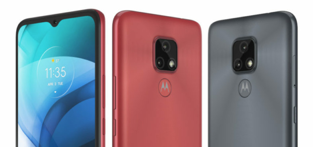 Motorola Moto E7, ufficiale il nuovo entry level di Lenovo