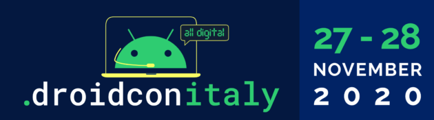"Droidcon Italy: 27 e 28 Novembre in versione ""all digital"""