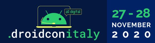 Droidcon Italy: 27 e 28 Novembre in versione