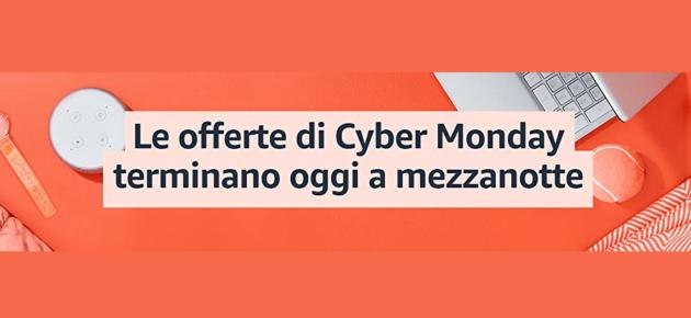 Cyber Monday 2020: le migliori offerte su smartphone, tv e informatica su Amazon