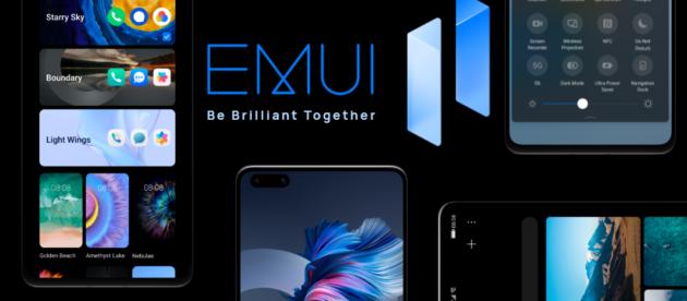 Huawei EMUI 11 è in arrivo per 14 smartphone