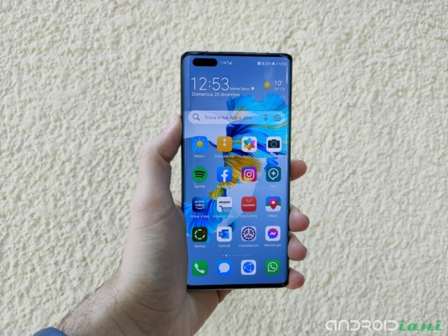 Recensione Huawei Mate 40 Pro, camera phone da applausi