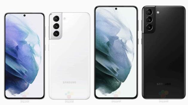 Samsung Galaxy S21 ed 21 Plus, ecco a voi foto stampa e probabili prezzi
