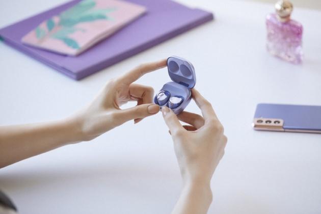 Samsung Galaxy Buds Pro ufficiali in tre colori e con tante funzionalità