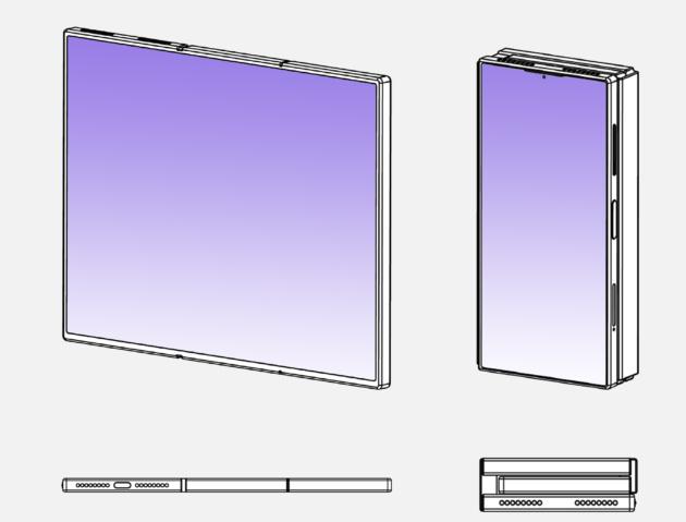 Xiaomi brevetta uno smartphone Tri-Fold