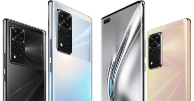 Honor V40 è il primo smartphone ad essere annunciato dopo lo scorporo da Huawei