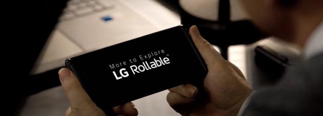 CES 2021: LG Rollable è il primo smartphone arrotolabile al mondo