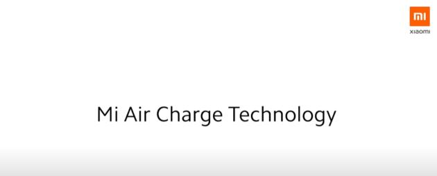 Mi Air Charge Technology permetterà di ricaricare i nostri dispositivi a distanza