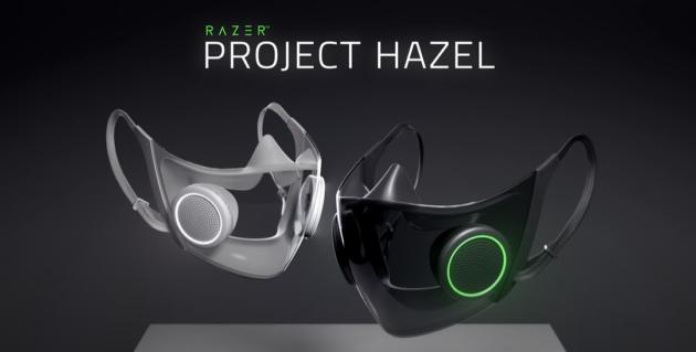 CES 2021: Razer presenta una mascherina con led RGB