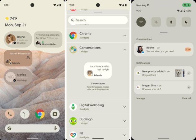 Android 12 ... Google: se é porno tolgo