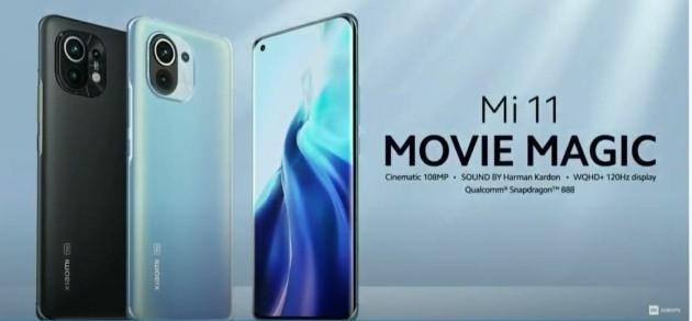 Xiaomi Mi 11 arriva in Italia a partire da 799€
