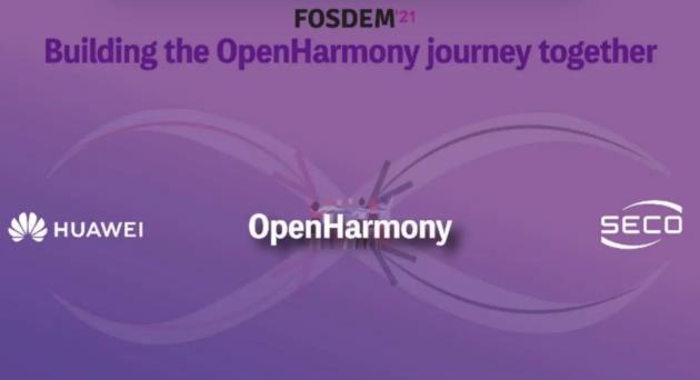 Huawei, SECO è il primo partner europeo per OpenHarmony