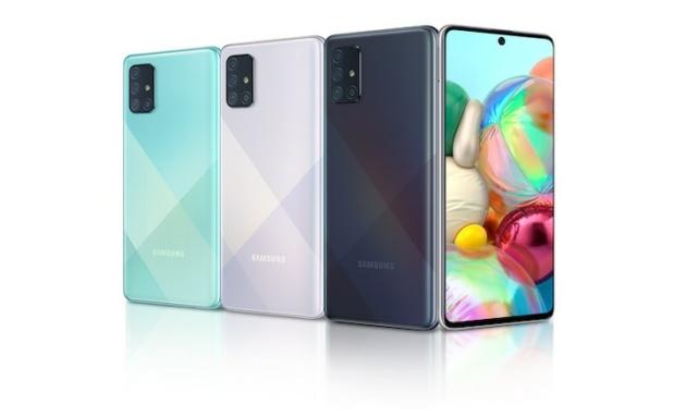 Samsung Galaxy A71 5G, Galaxy A51 5G e Galaxy M30s ricevono Android 11