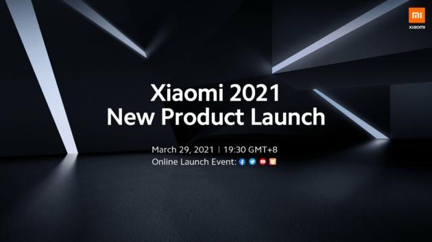 Xiaomi Mi 11 Pro e Mi 11 Ultra in arrivo il 29 marzo