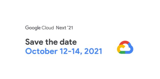 Google Cloud Next '21 dal 12 al 14 ottobre