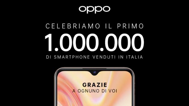 OPPO raggiunge il milione in Italia, arriva Find X3