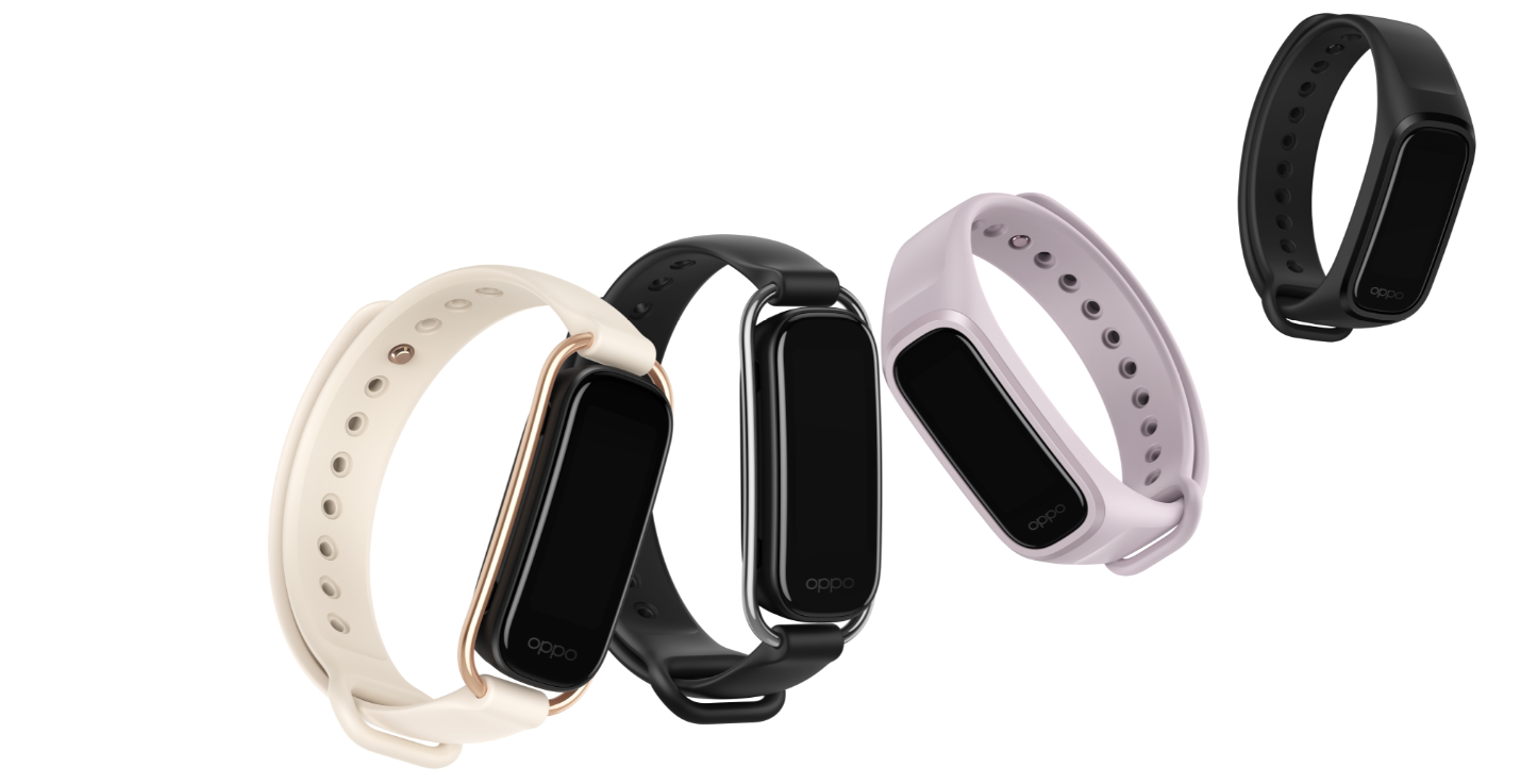 oppo band sport band style