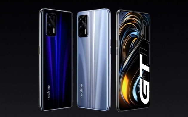 Realme GT 5G ufficiale in Cina: top di gamma senza compromessi