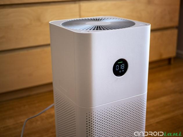 Xiaomi Mi Air Purifier 3C: La Recensione