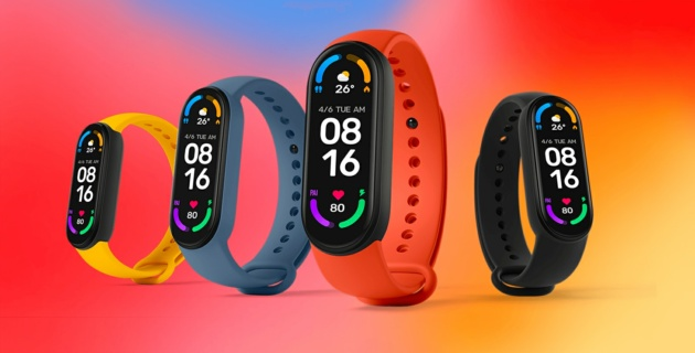 Xiaomi Mi Band 6 da oggi in Italia, venduta e spedita da Amazon