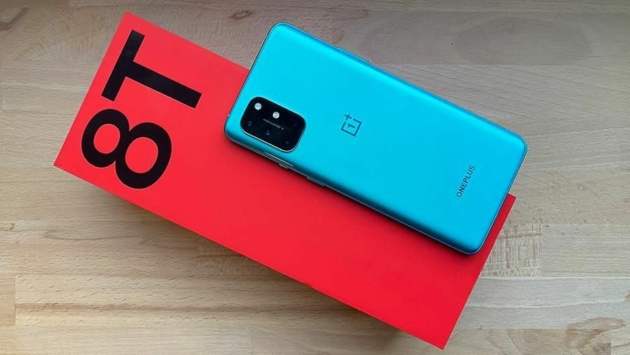OnePlus 8T imperdibile su Amazon a 466 €
