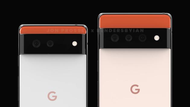 Ecco i nomi delle diverse colorazioni dei Pixel 6
