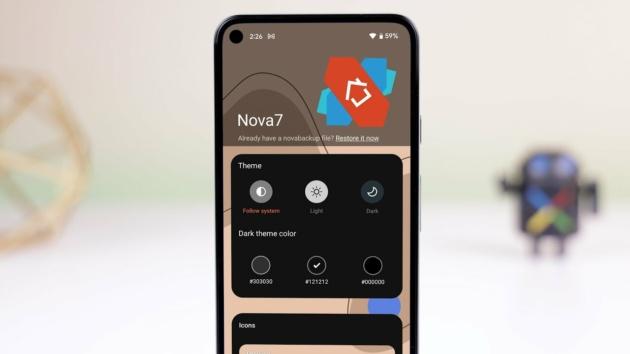 Nova Launcher 7 Beta arriva finalmente sul Play Store