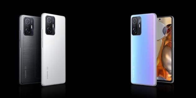 Xiaomi 11T Pro, 11T e 11 Lite NE ufficiali: foto, schede tecniche e prezzi