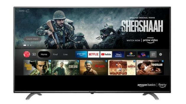 Amazon pronta a lanciare la sua prima TV negli Stati Uniti