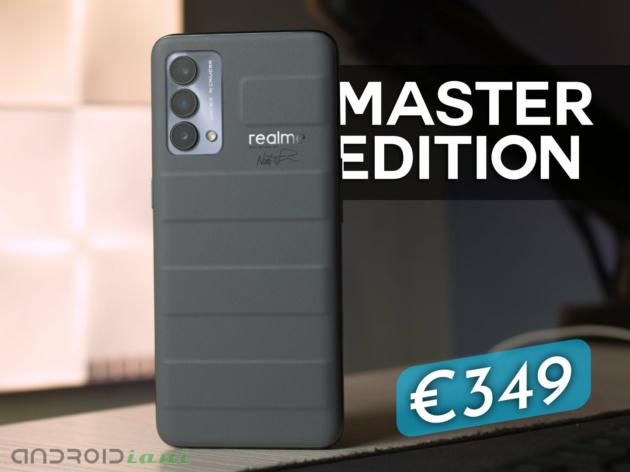 Realme GT Master Edition, il mid-range da comprare   Recensione