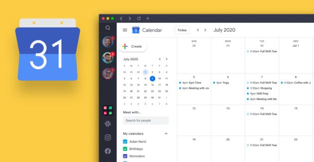 Google Calendar si aggiorna con la nuova funzione