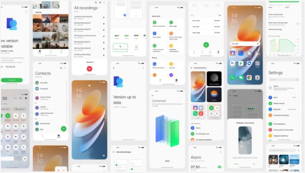 Oppo annuncia ColorOS 12 basata su Android 12